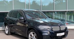 BMW X5 40D Msport/Acc/Multimedia/Panorama/Headup/Webasto