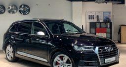 Audi SQ7 Acc/Panorama/Matrix/Krok/Webasto /Headup