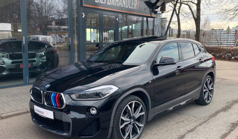 BMW X2 Xdrive 20d Msport X Navi/Acc/Skinn/Soltak/Krok full