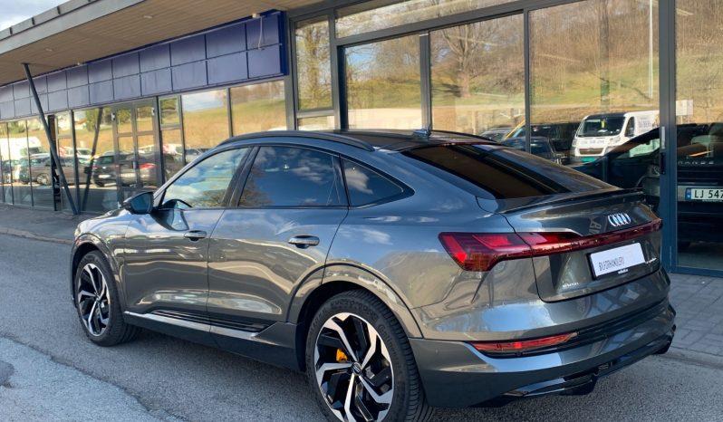 """Audi e-tron Sportback 55 S-Line Norsksolgt/LED-Matrix/B&O/Krok/21"""" full"""